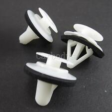 100x Door Trim Panel Moulding Skirts Bump Strip Clip Retainer & Sealer for Mazda