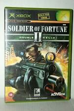 SOLDIER OF FORTUNE II DOUBLE HELIX USATO BUONO XBOX ED ITALIANA PAL CC4 41473