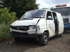 vw transporter 2.5tdi AJT TYPE ENGINE   breaking spares parts  SPARE WHEEL