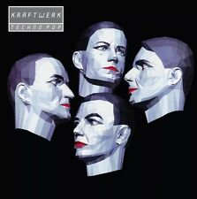 Kraftwerk – Techno Pop – Lp – Reissue On 180g Vinyl - New And Sealed