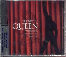 QUEEN BY THE MANCHESTER SYMPHONY ORCHESTRA SEALED CD RARE TRIBUTE