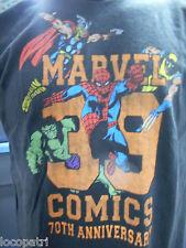 Mens Licensed Marvel 39 Comics Shirt New L