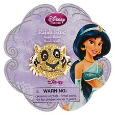 Princess JASMINE Pet Tiger RAJAH RING Aladdin Girls Toy Jewelry DISNEY STORE