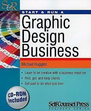 Start & Run a Graphic Design Business-ExLibrary