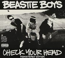 BEASTIE BOYS - CHECK YOUR HEAD (REMASTERED EDITION) - CD - NEW