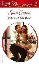 NEW - Mistress On Loan by Craven, Sara