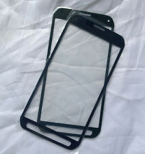 Black Front Screen Outer Glass Lens Replacment For Samsung Galaxy S5 Active G870
