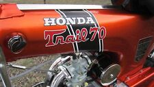 CANDY TOPAZ ORANGE Custom Mix Paint for Honda Motorcycles- AEROSOL - SL/CT/CB/CL