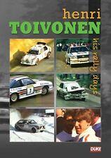 Henri Toivonen - His Rally Days (New DVD) RAC 1000 Lakes Monte Carlo Lancia etc