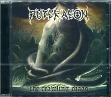 PUTERAEON-THE CRAWLING CHAOS-CD-swedish-death-entombed-nihilist-grave-einah