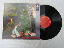 NORMAN LUBOFF CHOIR LP SONGS OF CHRISTMAS columbia cl 926...... 33rpm