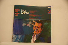 """JERRY WALLACE """"ANOTHER TIME, ANOTHER WORLD"""" VINYL LP  BUY 1 LP GET 1 LP FREE"""