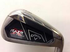 CALLAWAY RAZR X TOUR 6 IRON GOLF CLUB RH REGULAR R300 STEEL SHAFT