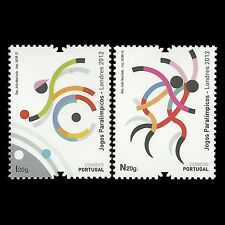 Portugal 2012 - Paralympic Games London Sports - MNH