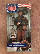 GI Joe Royal Marine Commando 2001