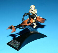 MICRO MACHINES STAR WARS KASHYYYK SPEEDER BIKE TITANIUM SERIES DIE-CAST