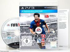 FIFA 13 / 2013 (FUSSBALL / BUNDESLIGA - dt. Version - °Playstation 3 Spiel°
