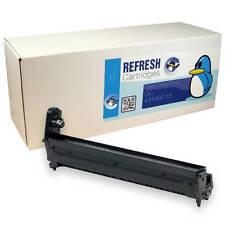 Remanufactured Oki 43449015 Cyan Laser Printer Imaging Drum Unit (43449015)