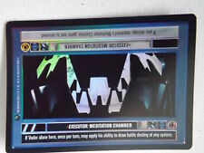 Star Wars CCG - Reflections II -  DS FOIL - Executor: Meditation Chamber