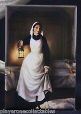 """Florence Nightingale 2"""" X 3"""" Fridge / Locker Magnet. Great Nursing Gift!"""