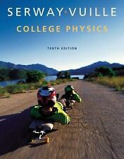 College Physics by Raymond A. Serway and Chris Vuille (2014, Hardcover, 10th...