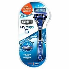 Schick Hydro 5 Razor (1 Razor Handle with 1 Cartridge)