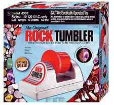 Rock Tumblers For Kids Kit Polish Cleaning Gem Stones Jewelry Making Craft Gift