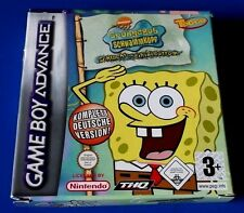 SpongeBob Schwammkopf: Schlacht um Bikini Bottom (Nintendo Game Boy Advance,...