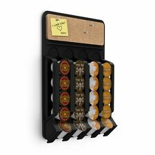 20 K-Cups Fridge Wall Mount Rack K Cup Coffee Holder Organizer Tea Pods Storage