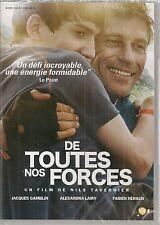 """DVD """"De toutes nos forces""""   Alexandra Lamy   NEUF SOUS BLISTER"""