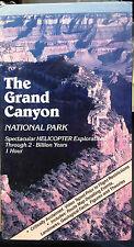 The Grand Canyon National Park (VHS) 1984 helicopter exploration; 1 hour