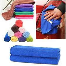 Microfiber Detailing Towel Car Home House Polish Wash Cleaning Cloth Top Quality
