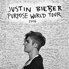 Justin Bieber Tickets: Purpose World Tour - Sydney