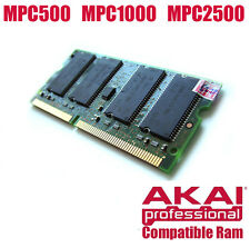 128MB SYSTEM SAMPLING RAM AKAI MPC500 1000 2500 MEMORY BOARD