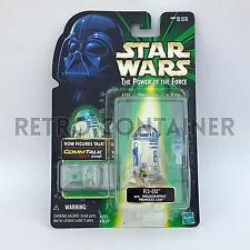 STAR WARS Kenner Hasbro Action Figure - POTF POTF2 - R2-D2 + Holo Princess Leia