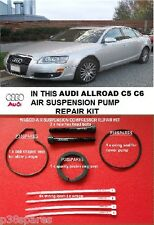 AUDI Allroad C5 C6 wabco compresseur suspension pneumatique Kit Réparation-refurb