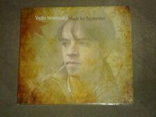 Music for September by Vadim Neselovskyi (CD, Mar-2013, Sunnyside...