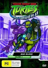 Teenage Mutant Ninja Turtles - Fast Forward : Vol 3 (DVD, 2007) - Region 4