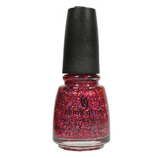 China Glaze Nail Polish Lacquer 82772 Ugly Sweater Party 0.5oz