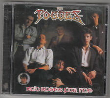 THE POGUES - red roses for me CD