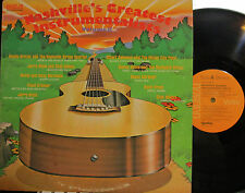 Nashville's Greatest Instrumentals v. II (Jerry Reed & Chet Atkins (solos & duo)