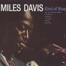 Miles Davis - Kind Of Blue (Vinyl LP - 1959 - EU - Reissue)