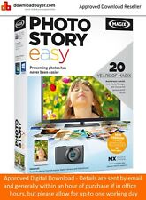 Magix PhotoStory Easy - for Windows - (Approved Digital Download)