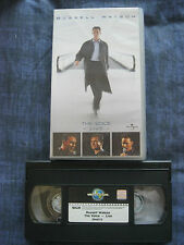 RUSSELL WATSON: THE VOICE LIVE VHS VIDEO. EAN: 3259190443730.