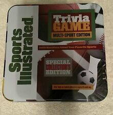 Sports illustrated trivia game multi sport edition