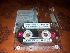 Universal Calibration Test Tape  (please read description)
