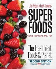 Tonia Reinhard - Superfoods 2e (2014) - Used - Trade Paper (Paperback)