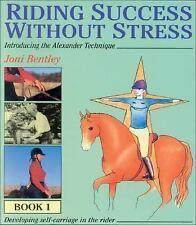 Riding Success without Stress by Joni Bentley Hardcover Book