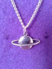 Planet Necklace * Cosmic Jewellery * Space Moon Sun Stars Pagan