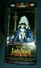 Brian Pulido's Lady Death 12 Inch Action Figure Moore Action Collectibles Sealed